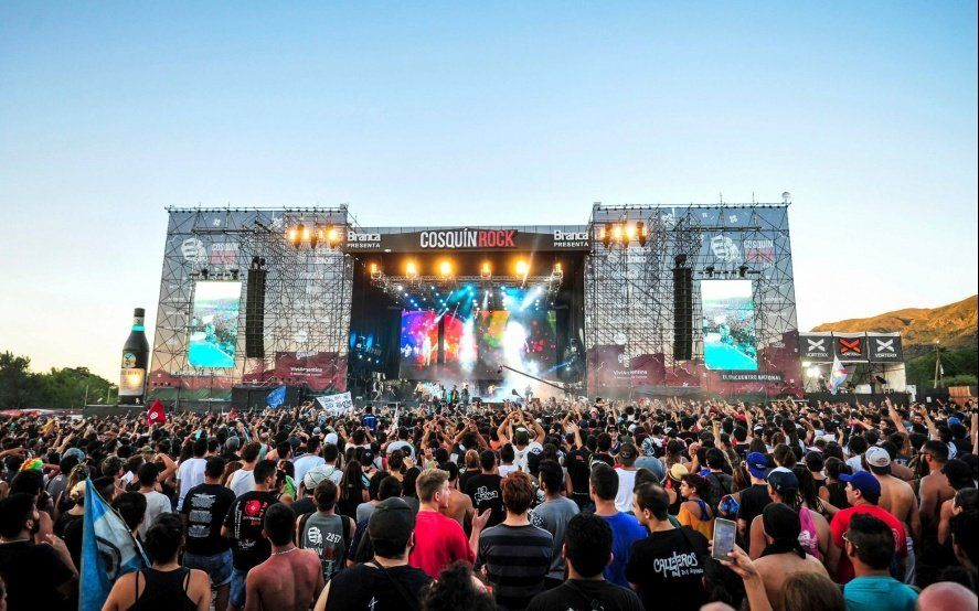 Cosquín Rock 2019: Rock Bonaerense va a estar junto a las bandas en una nueva edición del festival
