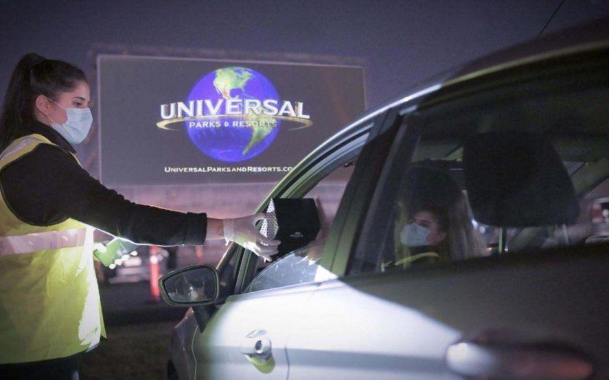 Autocine, el nuevo boom: películas sin romper la cuarentena