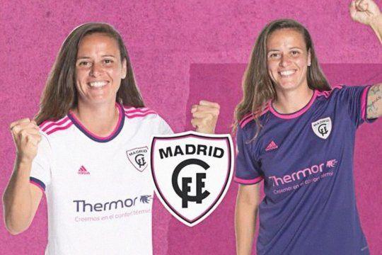 Florencia Bonsegundo seguirá en la Primera División del fútbol femenino de España.