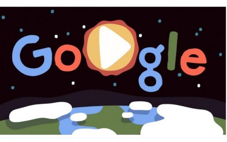 Google celebra el Día de la Tierra con un doodle que muestra seis especies sorprendentes