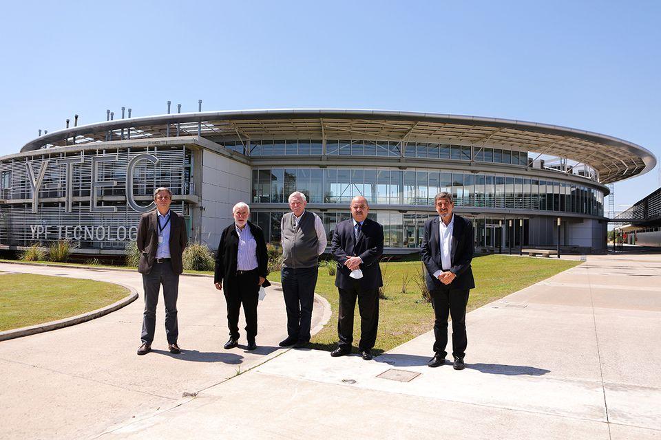 La UNLP e Y-TEC trabajan en la instalación de la primera fábarica de baterías de litio de Argentina