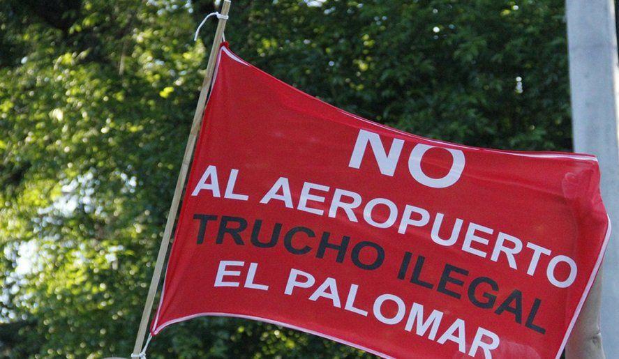Con datos falsos, Diego Santilli hace campaña por El Palomar