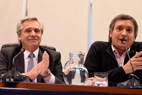Alberto Fernández avaló a Máximo Kirchner como jefe del PJ bonaerense