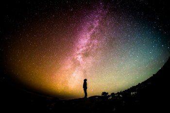 ¿como ver la lluvia de estrellas liridas 2021 en la provincia?