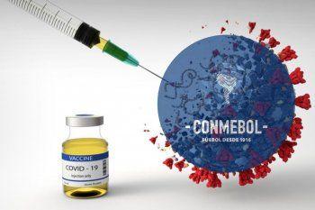 Comenzó el minucios reparto de vacunas de la Conmebol.