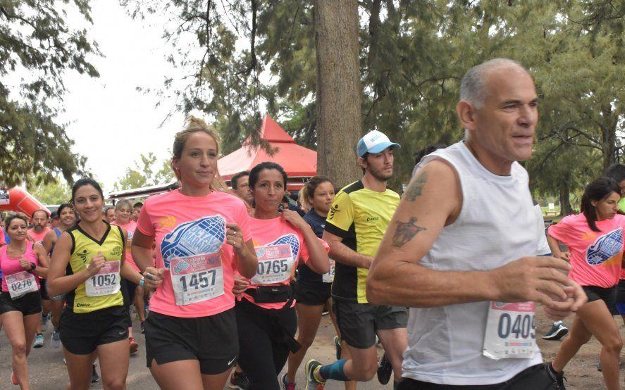 Últimos días para inscribirse con descuento en la maratón a beneficio del Hospital de Niños de La Plata