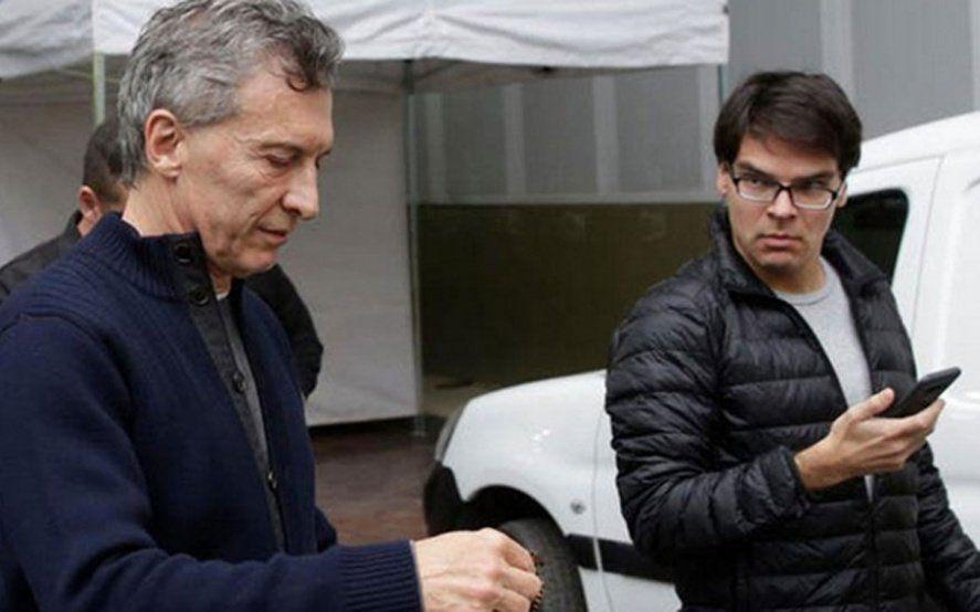 El secretario privado de Macri insiste en mudar su causa a Comodoro Py