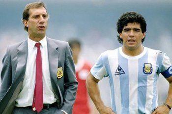 Bilardo no sabe nada sobre la muerte de Maradona.
