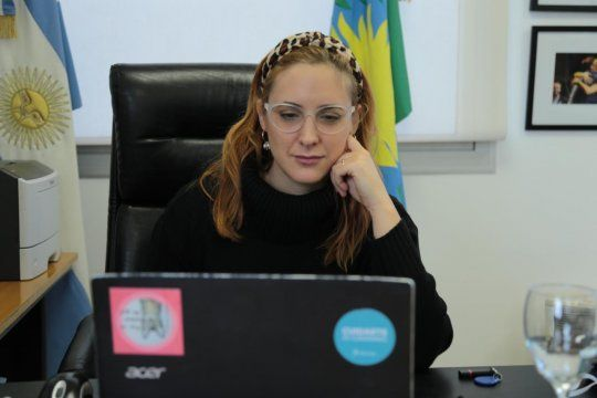 La ministra de Trabajo, Mara Ruiz Malec, apeló a una máxima peronista para la recuperación postpandemia.