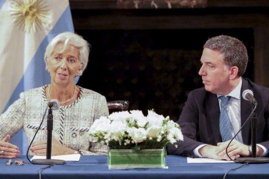 en medio de la convocatoria del gobierno a la oposicion, llega una nueva mision del fmi