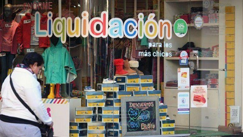 La Plata: se desacelera el cierre de comercios