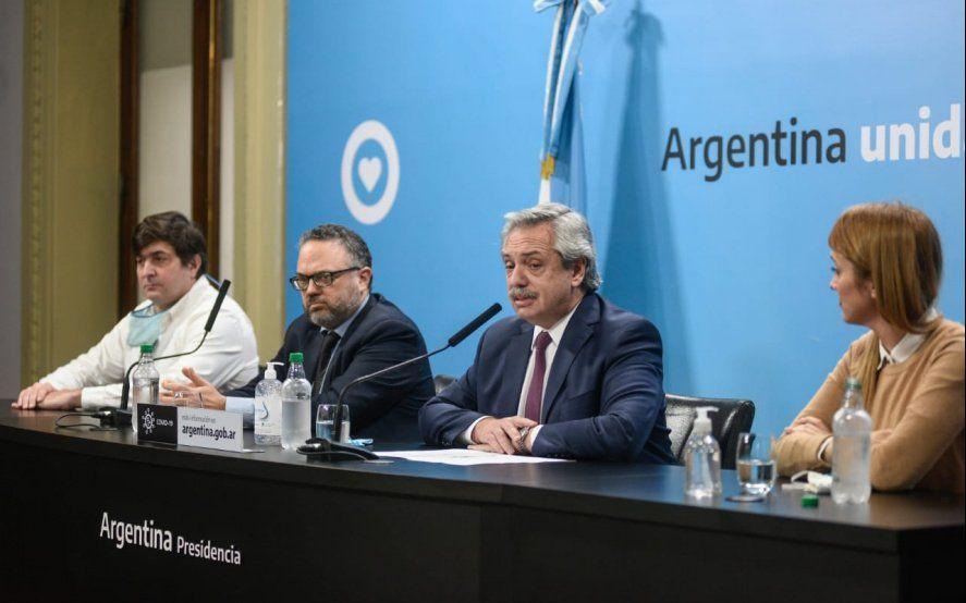 Fernández anunció la expropiación del Grupo Vicentin por su cuantiosa deuda con el Banco Nación