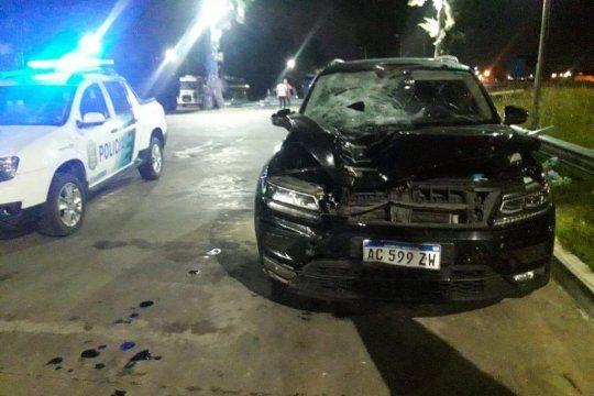 El exarquero Pablo Cavallero atropelló y mató a un hombre
