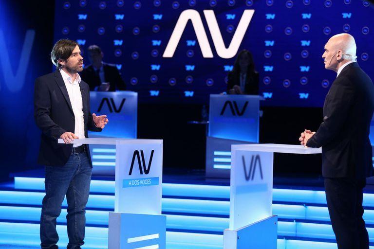 José Luis Espert ironizó en un video contra Nicolás Del Caño