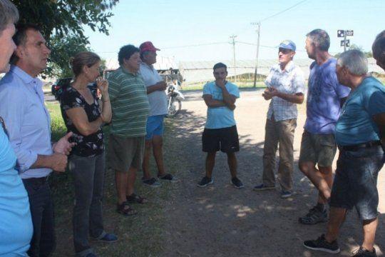 preocupados y ocupados: vecinos de arana en alerta por la nueva traza de la ruta 6