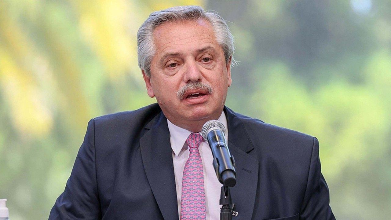 El presidente Alberto Fernández destacó lo realizado durante la pandemia