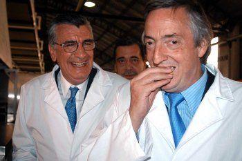 José luis Gioja se emocionó al recordar de Néstor Kirchner