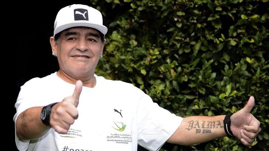Diego Armando Maradona murió en Tigre el 25 de noviembre pasado