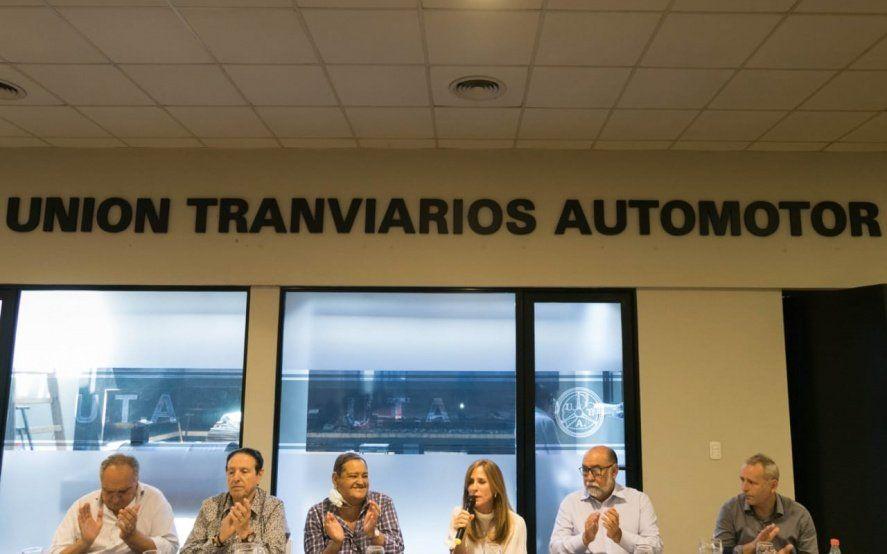 """Tolosa Paz sumó a los gremios de las 62 Organizaciones a la """"lucha contra el hambre"""""""