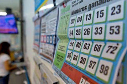el gobierno habilitara a las quinielas en 78 municipios a partir de este lunes 8