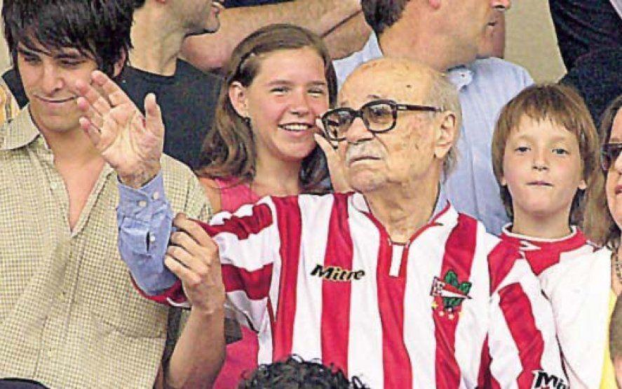 El día que Sábato le pidió la camiseta a un goleador de Estudiantes