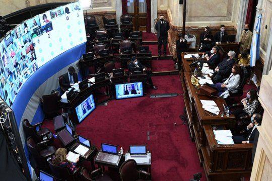 reforma judicial: hay dictamen y se debatira en el senado la semana que viene