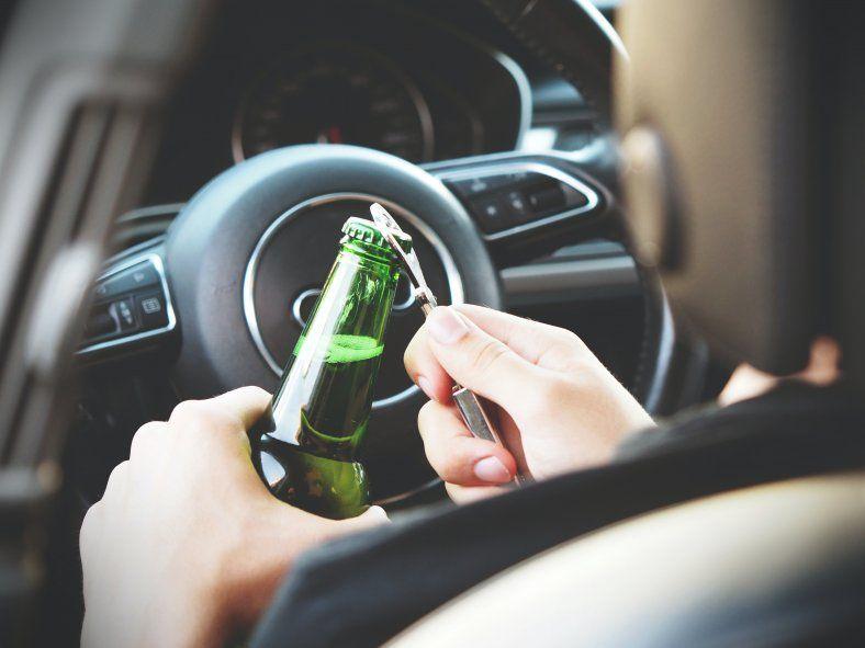 La ANSV pidió la suspensión de la licencia de conducir del automovilista (Foto ilustrativa)