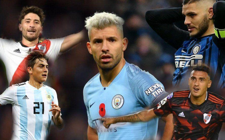 Selección Argentina: La vuelta de Agüero, la ausencia de Icardi, la revancha para Dybala y las sorpresas de Casco y Suárez