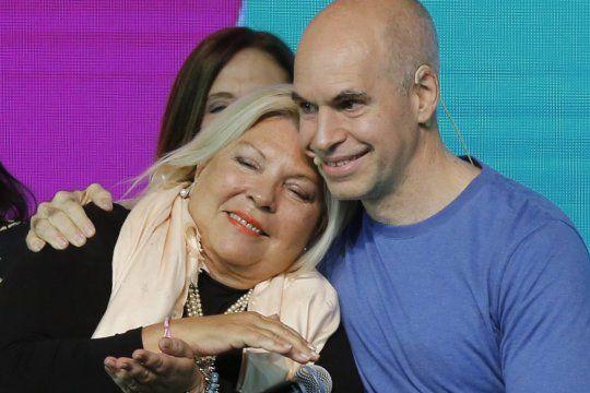 Elisa Carrió quiere dar pelea en la provincia y se reabre la interna de Juntos por el Cambio.