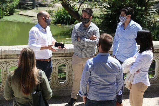 Un grupo de vecinos de La Plata arma un partido con el sello del vecinalismo.