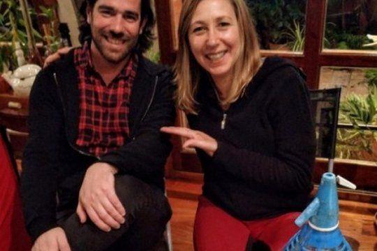 despues del trap viral, myriam bregman se sumo al desafio de rimar con nico del cano