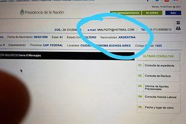 La adulteración de los datos del expresidente Mauricio Macri en ANSES