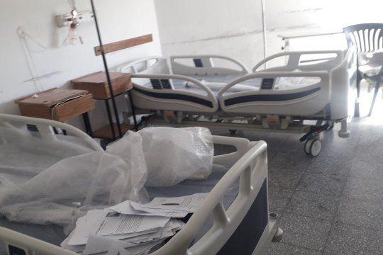 El Hospital Rossi de La Plata recibió camas nuevas e insumos
