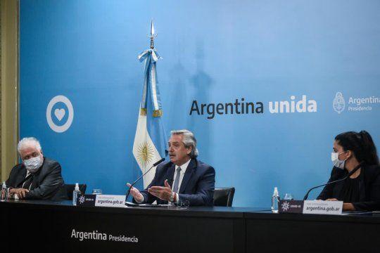 Alberto Fernández extendió el DISPO hasta el 20 de diciembre