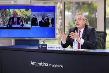 El presidente Alberto Fernández cuestionó al diputado Juan Ameri y le pidió a Sergio Massa que haga lo necesario.