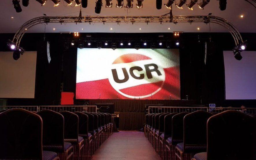 Miralo en vivo: la Convención de la UCR debate el futuro del partido dentro de Cambiemos