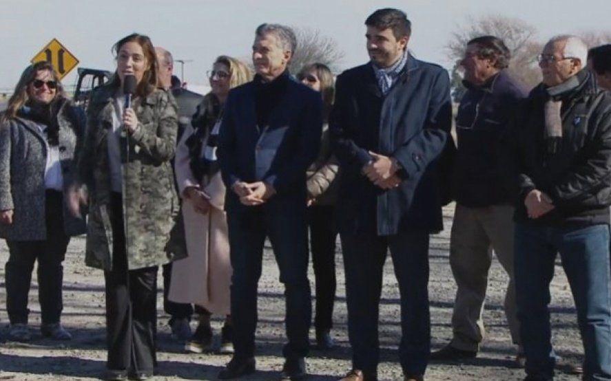 La Justicia advirtió a Macri sobre la veda para actos de Gobierno tras una serie de inauguraciones con Vidal
