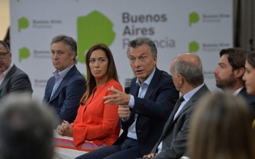 En sintonía con Macri, Vidal analiza con su equipo medidas para mejorar el consumo