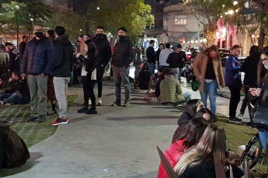 """Municipios oficialistas """"se cortan"""" y amplían la nocturnidad en la Provincia ( Foto archivo)"""