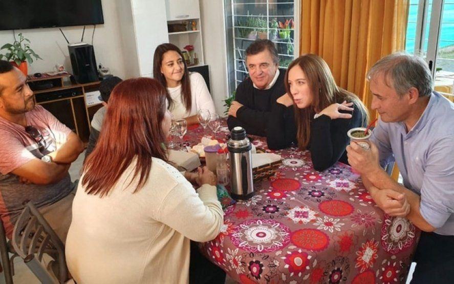 Vidal en campaña: se mostró con Negri y volvió a ratificar candidatura bonaerense