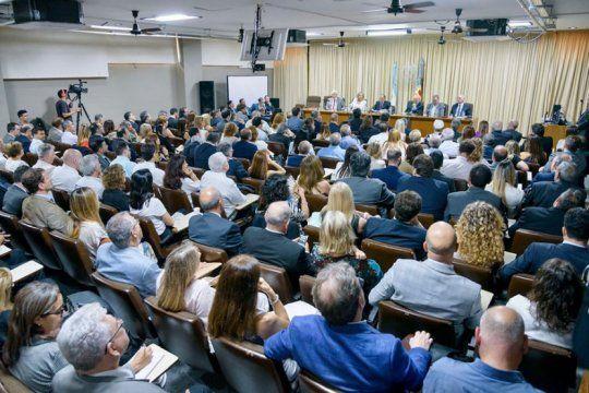 frente a la crisis en carceles, de lazzari prometio respaldo a los jueces bonaerenses y pidio restringir el uso de la prision preventiva