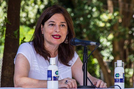 El Programa de Abordaje Integral ante Femicidios, Travesticidios y Transfemicidios (PAIF) estará a cargo de la ministra Estela Díaz.