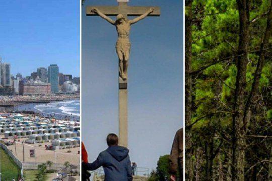 casi 700 mil personas eligieron ciudades bonaerenses para pasar el feriado largo de pascuas