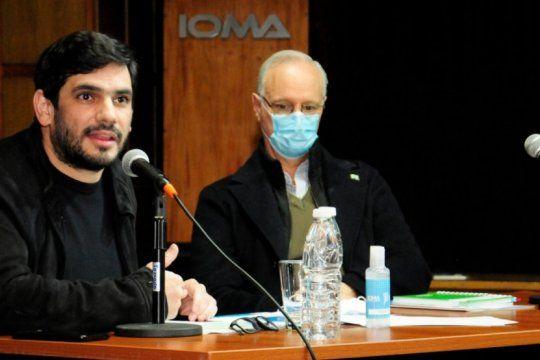 giles: ?la amp exige una clausula monopolica que ioma no puede firmar?