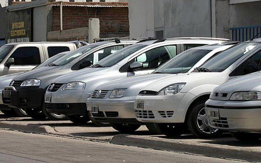 La venta de autos usados cayó 11,5% en julio