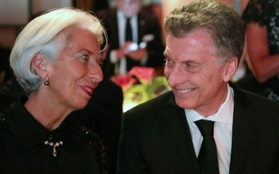 """""""Perdón, Lagarde"""": El Gobierno le pidió un """"waiver"""" al FMI por no contar con datos fiscales del tercer trimestre"""