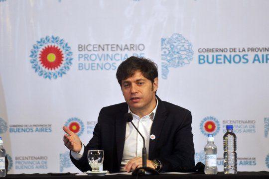 Kicillof entregará viviendas a tres municipios bonaerenses
