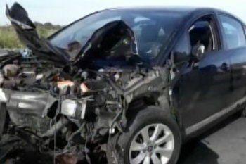 Accidente y misterio: creen que el fallecido murió por el ataque de otro conductor