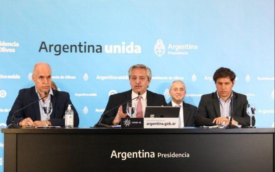 La revista Time ubicó a la Argentina entre los países que mejor se prepararon para enfrentar la pandemia