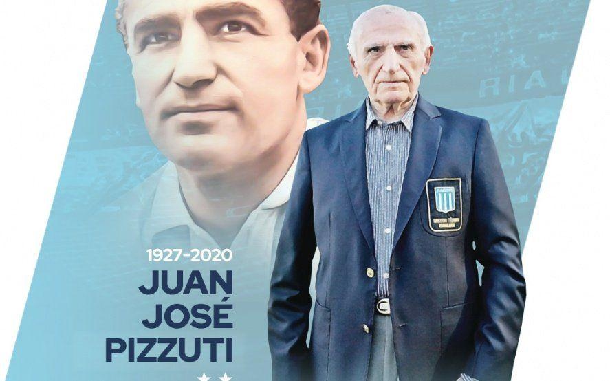 El fútbol llora a Juan José Pizutti, el hombre clave del Racing campeón del mundo